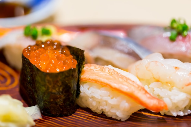 寿司日本料理のアートです。