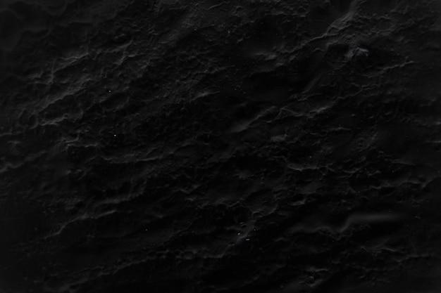 グランジ黒のテクスチャの背景。