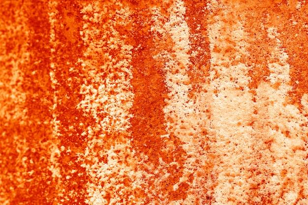 血液のテクスチャの背景。血まみれのある赤い汚れのあるコンクリート壁のテクスチャハロウィーン。