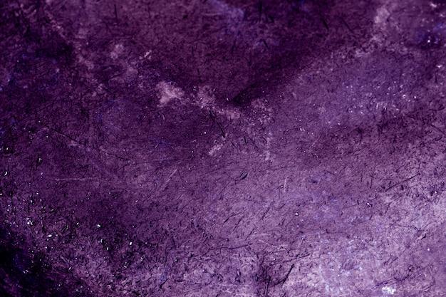 バイオレットグランジ金属のテクスチャ背景
