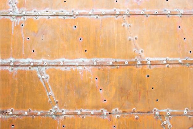 銅のテクスチャ背景
