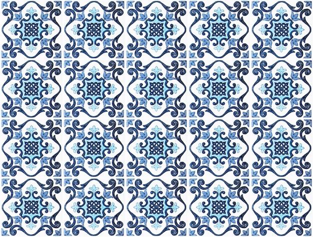 Красочная винтажная керамическая плитка отделка стен