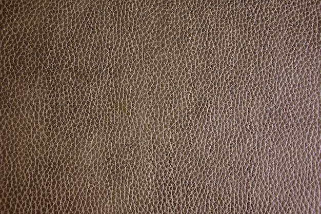 Текстура коричневой кожи