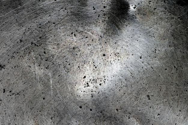 グランジ金属鋼のテクスチャ背景