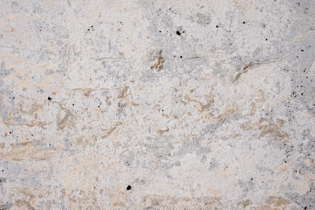 白いコンクリートの壁のテクスチャ背景