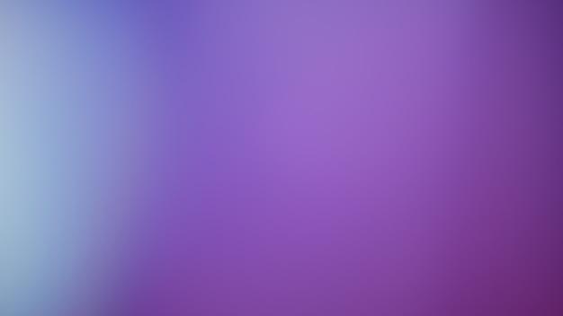パステルトーン紫ピンクブルーグラデーションデフォーカス抽象的な滑らかな線の色の背景