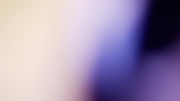 パステルトーンパープルピンクブルーグラデーションデフォーカス抽象写真滑らかな線の色の背景