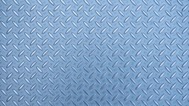 グランジ錆ダイヤモンドプレート金属のテクスチャ背景
