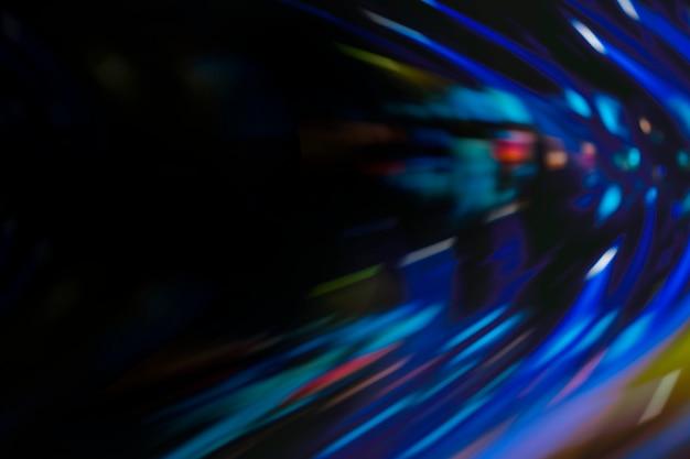 ライトの抽象的な背景。