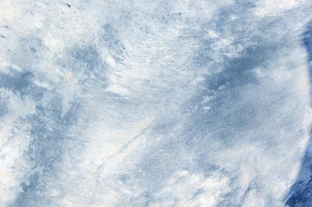 セメント表面のパターンと色