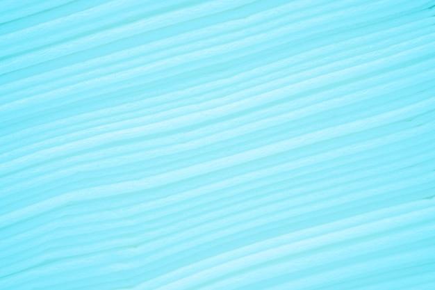 美しい紙の質感のグラデーションブルーパステルカラーの抽象的な背景。