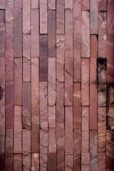 Древняя рушащаяся кирпичная стена, винтажный гранж-фон
