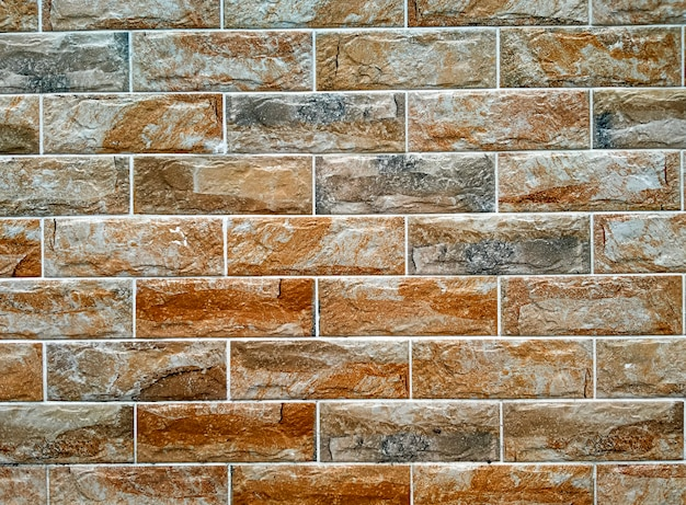 Бесшовная деревенская каменная стена
