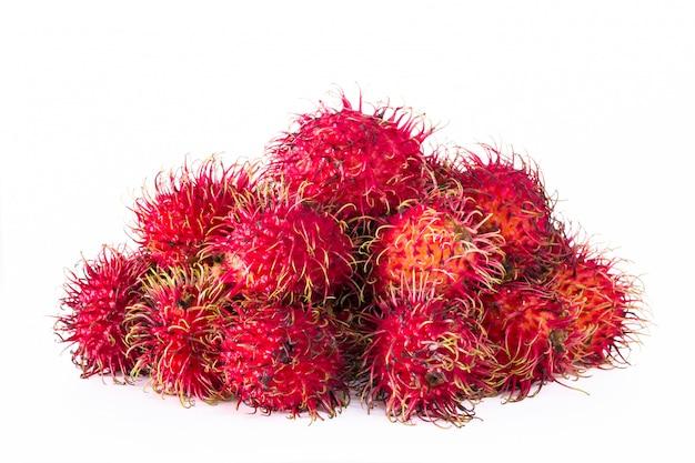 Плоды рамбутана таиланд
