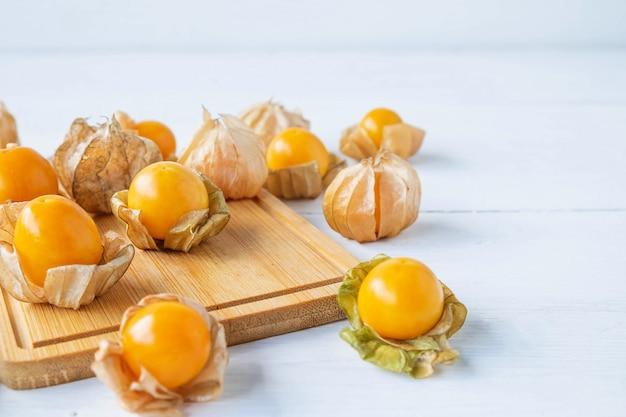 健康のためのケープグーズベリーフルーツ