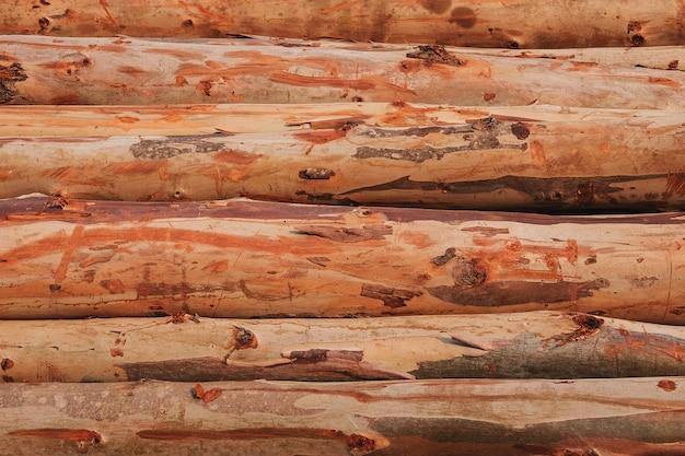 テーブル木材と自然