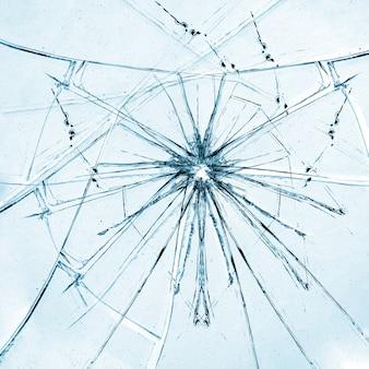 Сломанный зеркальный фон