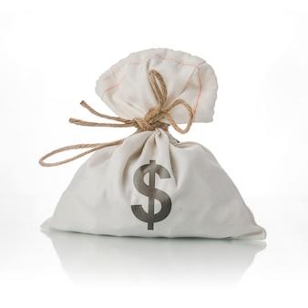 Сумка в долларах