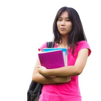 アジアの女子高生
