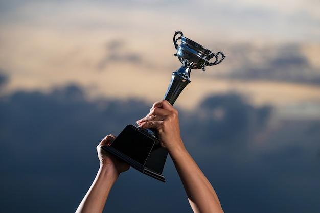Победитель и успешная концепция