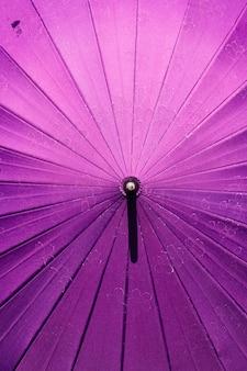 Японский зонт с рисунком сакуры.