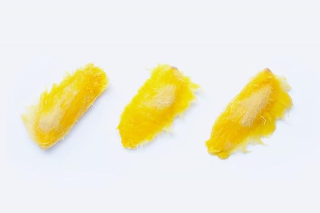 Семена манго. вид сверху