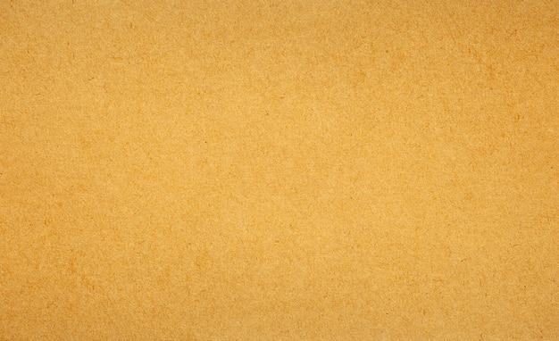茶色の紙テクスチャ背景のシート。