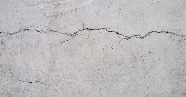 Треснутая предпосылка текстуры стены цемента.