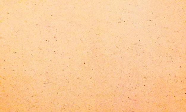 茶色の紙テクスチャテーブル。