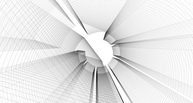 サークルパターンデザイン