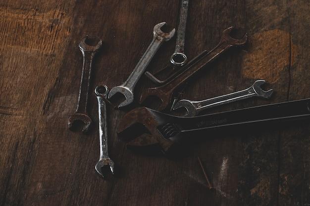 グランジ木材のツール改修