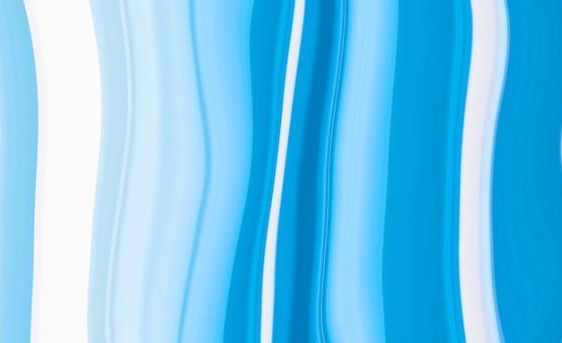 Предпосылка чернил голубой мраморной текстуры конспекта картины красивая.