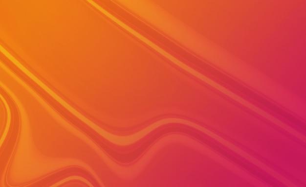 Абстрактный узор красивый оранжевый градиент текстуры фона