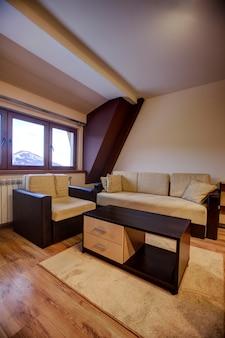 Современная комната