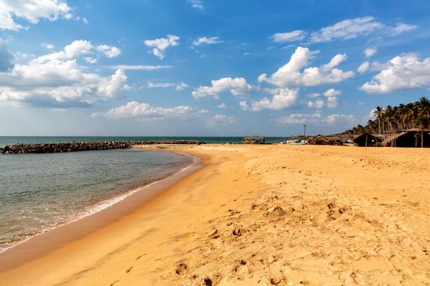 ネゴンボビーチ、スリランカ