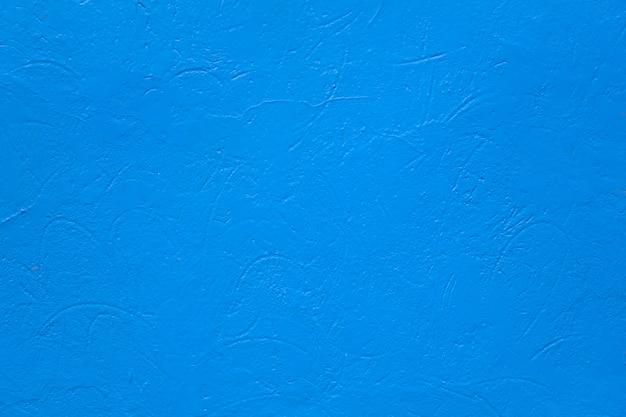 Синий фон стены