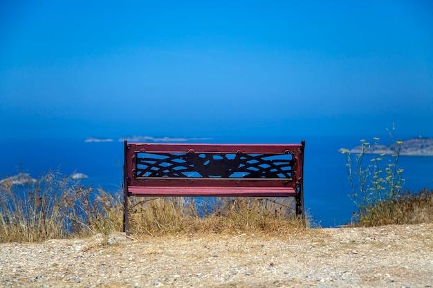 ギリシャ、コルフのコストライン