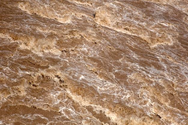 ペルーのウルバンバ川