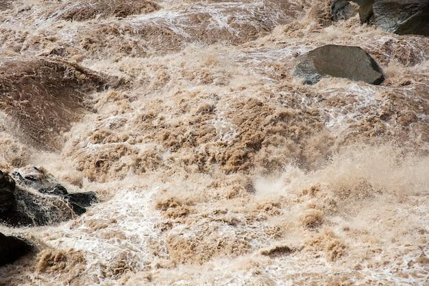 Река урубамба в перу