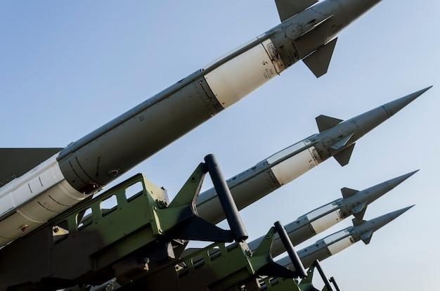 Ракетный комплекс ввс нева-м