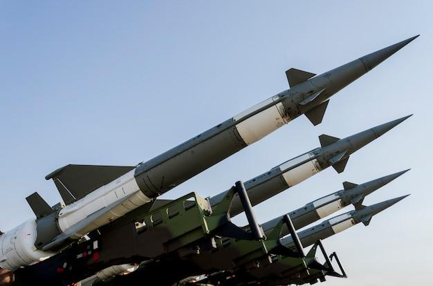空軍ミサイルシステム