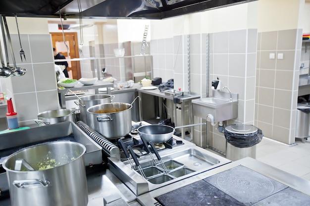 Промышленная кухня