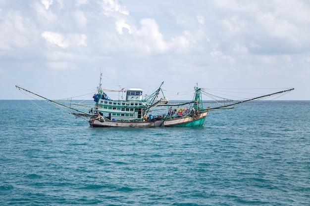 タイのナンユアン島