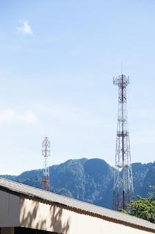 Телекоммуникационные башни
