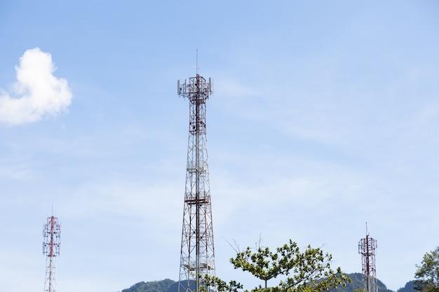 Телефонная антенна