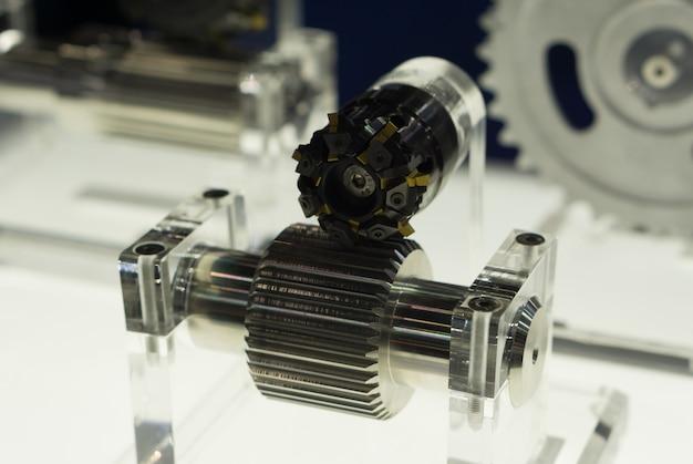 メタルミーリングカッターギアミーリング工具
