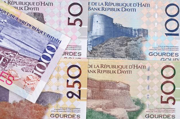 ハイチのお金-ビジネスをグールド