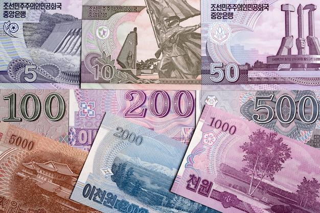 Северокорейские деньги
