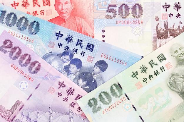 台湾からのお金、ビジネスの背景