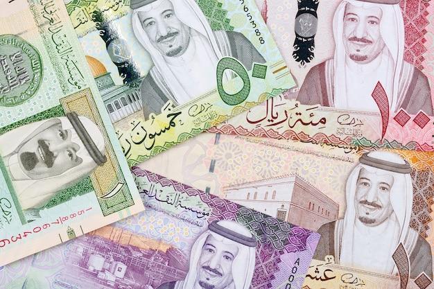サウジアラビアからのお金